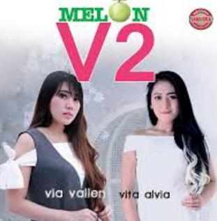 Lagu Melon V2 Via Vallen feat Vita Alvia Terbaru