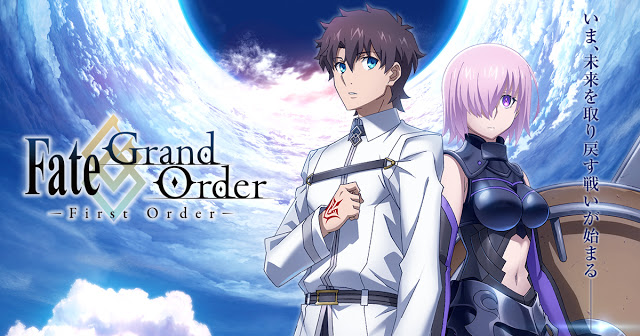 Fate Grand Order First Order Subtitle Indonesia