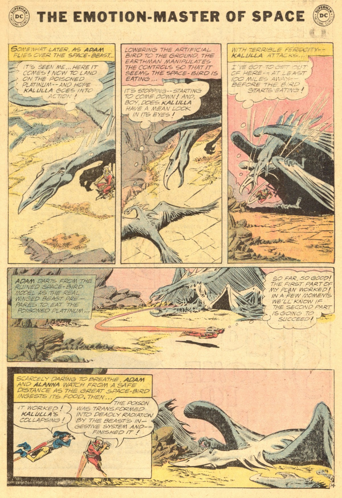 Strange Adventures (1950) issue 243 - Page 19
