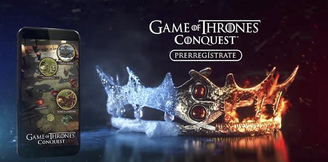 Game of Thrones Conquest llegará el 19 de octubre
