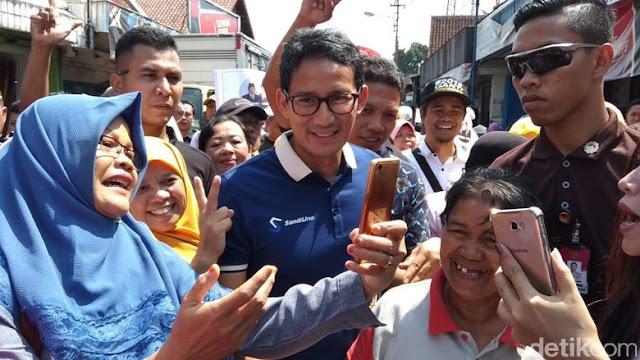 Kader PKS Ramai-ramai Mundur, Sandiaga: PKS Partai Solid