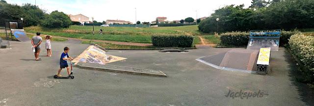 Skatepark Saint Palais sur Mer