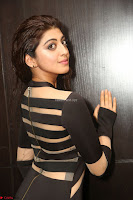 Pranitha Subhash in a skin tight backless brown gown at 64th Jio Filmfare Awards South ~  Exclusive 119.JPG