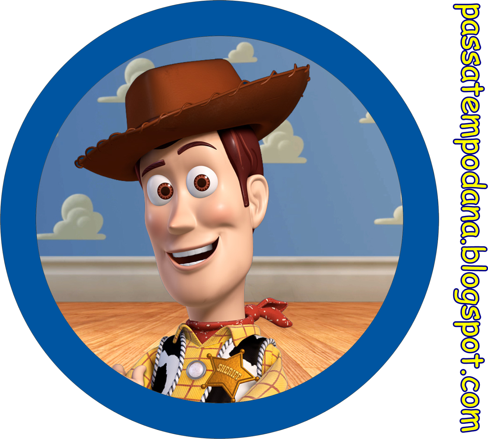 Toy Story Free Printable Candy Bar Labels And Toppers