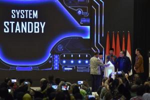 Punya Penduduk Muslim Terbesar, Presiden Jokowi: Saatnya Bangkitkan Potensi Ekonomi Syariah