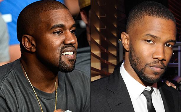 Kanye West dice que no irá a los Grammys si Frank Ocean no es nominado