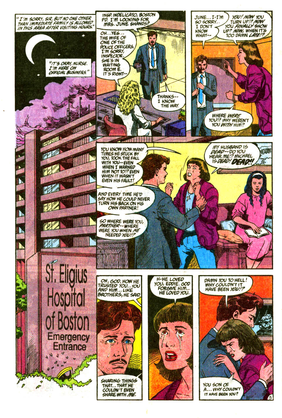 Read online Wonder Woman (1987) comic -  Issue #56 - 7