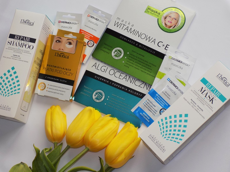 Przegląd kosmetyków od L'biotica ;)