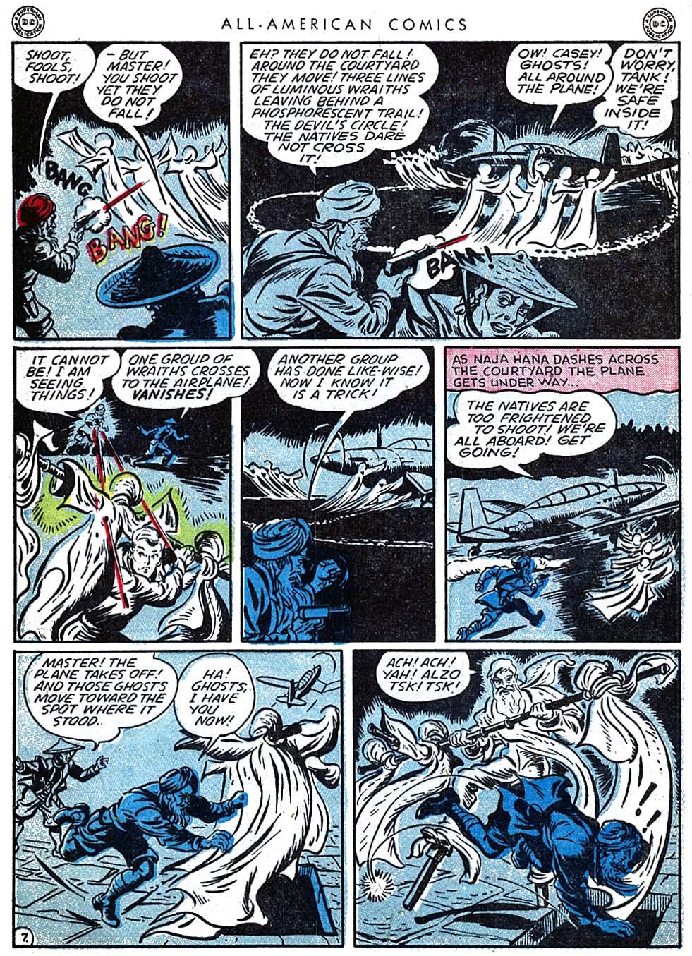 Read online All-American Comics (1939) comic -  Issue #62 - 48
