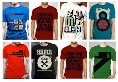 Tips Sukses Bisnis Kaos Distro Untuk Anak Muda Kekinian