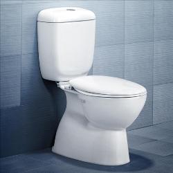 Modecor Toilet Suites Caroma Caravelle Close Coupled Toilet Suite