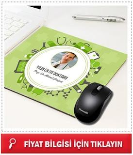 Doktorlara Özel Hediyelik Mousepad