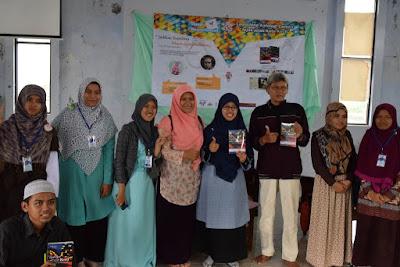 Antologi JJKK, FLP Blitar, dan Gerakan Literasi