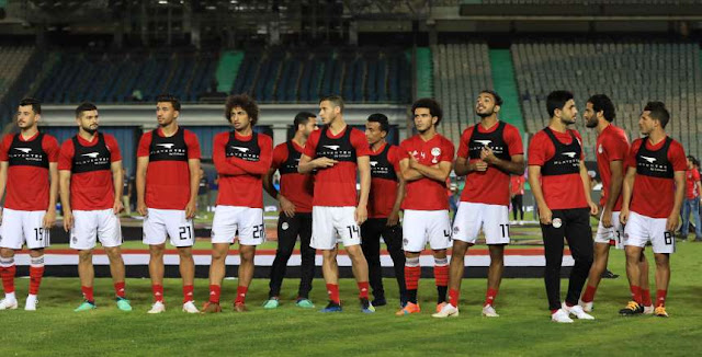 تفاؤل في بعثة منتخب مصر بعد هزيمة السعوية بالخمسة أمام روسيا
