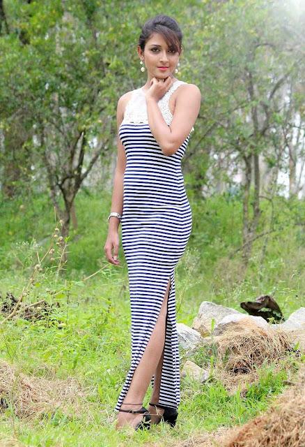 Telugu Actress Deepthi Kapse Spicy Photos