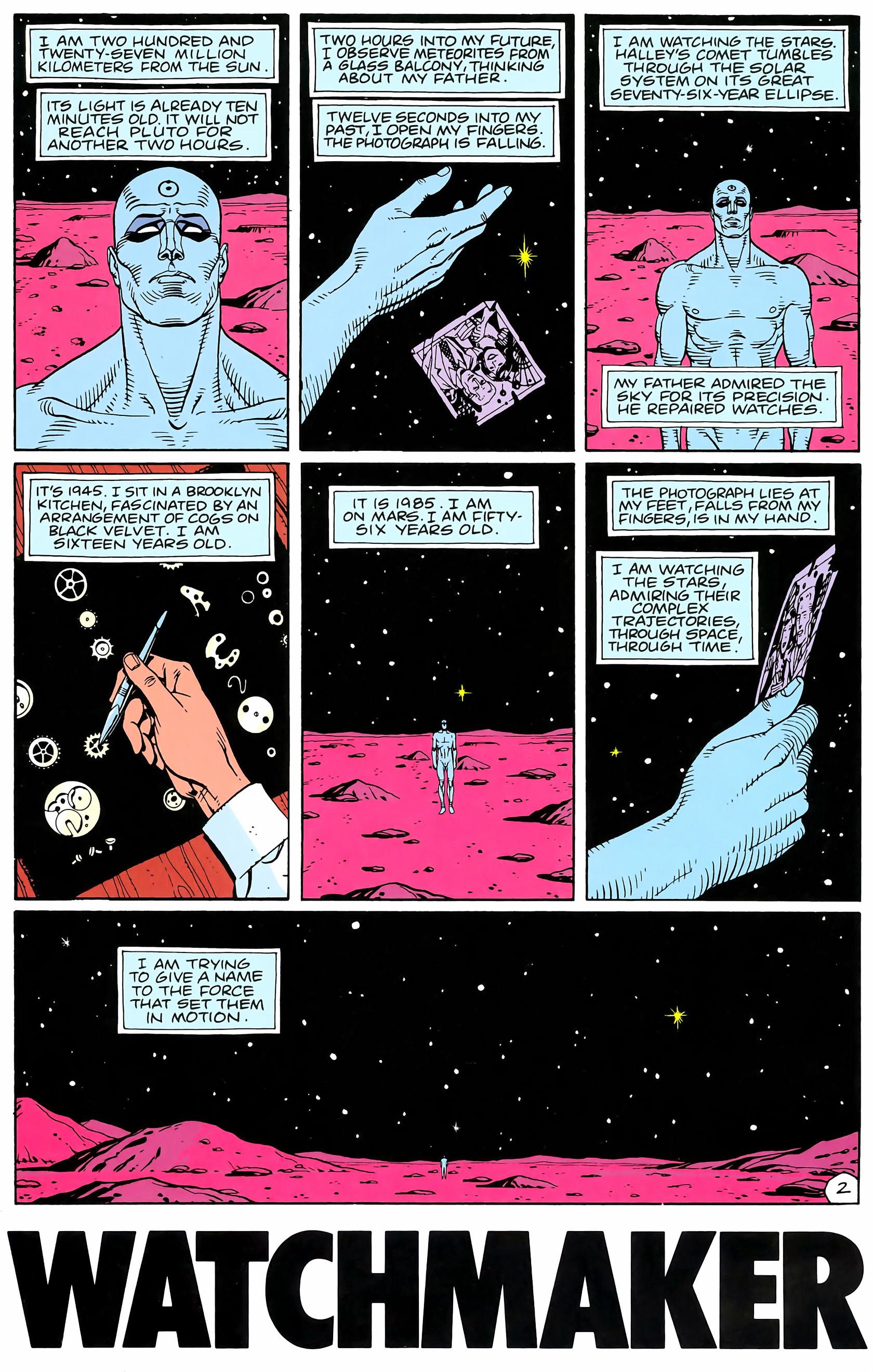 Watchmen (1986) issue 4 - Page 4