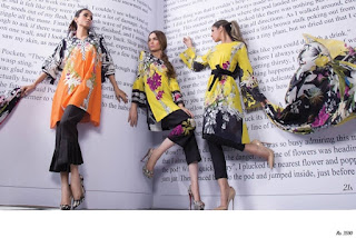 Modern Lifestyle Sana Safinaz Muzlin 2017