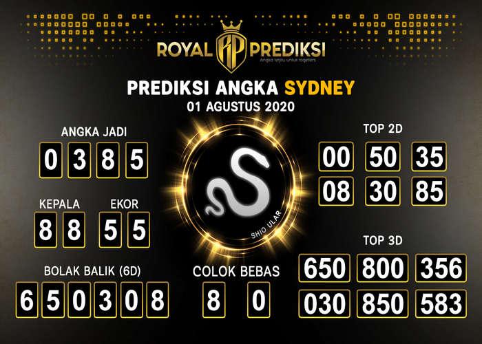 Kode syair Sydney Sabtu 1 Agustus 2020 182