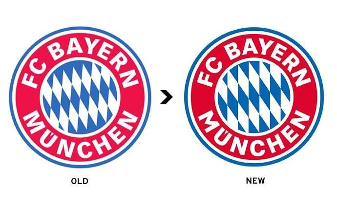 Nuevo escudo Bayern Munich