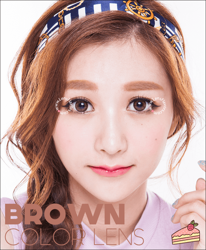 geo bella brown colored contacts
