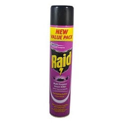 RAID FLYING INSECT KILLER REVIEW.