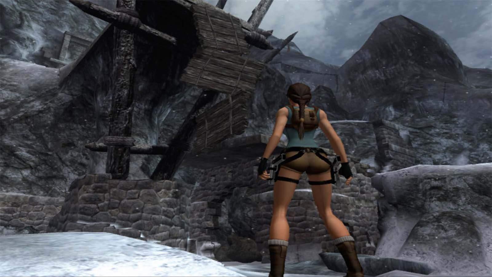تحميل لعبة Tomb Raider Anniversary مضغوطة برابط واحد مباشر كاملة مجانا