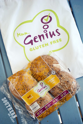 Genius Gluten Free Bread Australia - Seeded Rolls