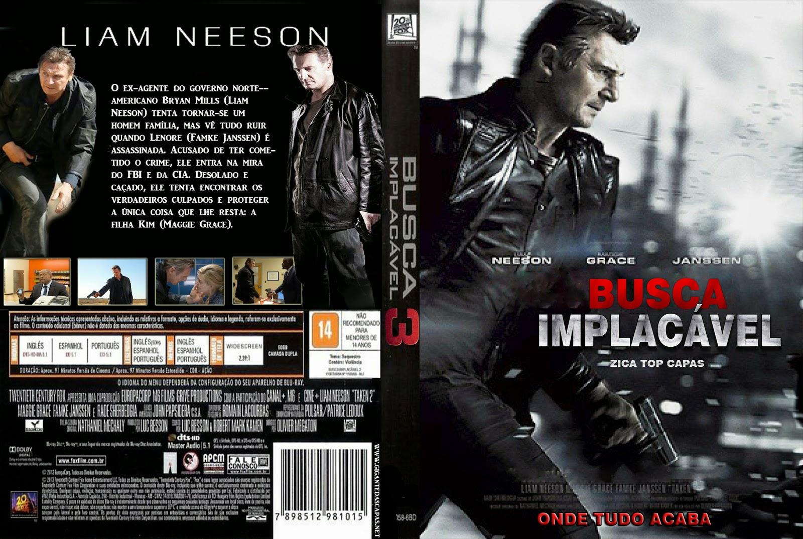 Baixar Busca Implacavel 2 Taken 2 Dublado Bluray 720p E 1080p Filmes Torrent