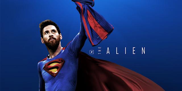 SBOBETASIA - Messi Sedikit Lagi Ikat Kontrak Baru di Barcelona