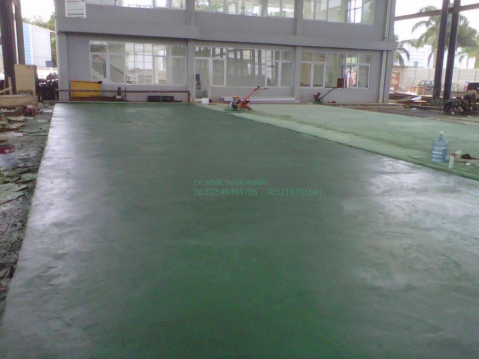 Epoxy Floor Indonesia Perbedaan Fisik Floor Hardener Dan Epoxy Floor