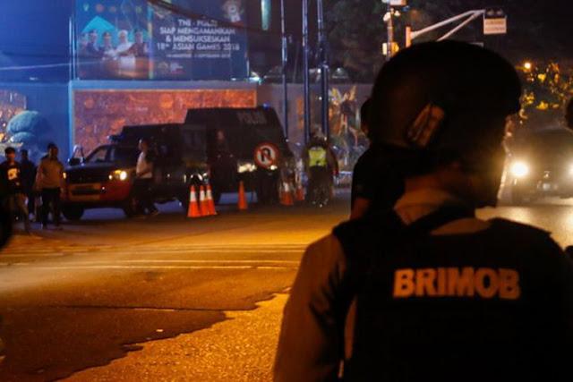 Duh! Polisi Ungkap Napi Teroris Kuasi Seluruh Rutan, Dari Total 6 Blok Termasuk Ruang Tahanan AHOK