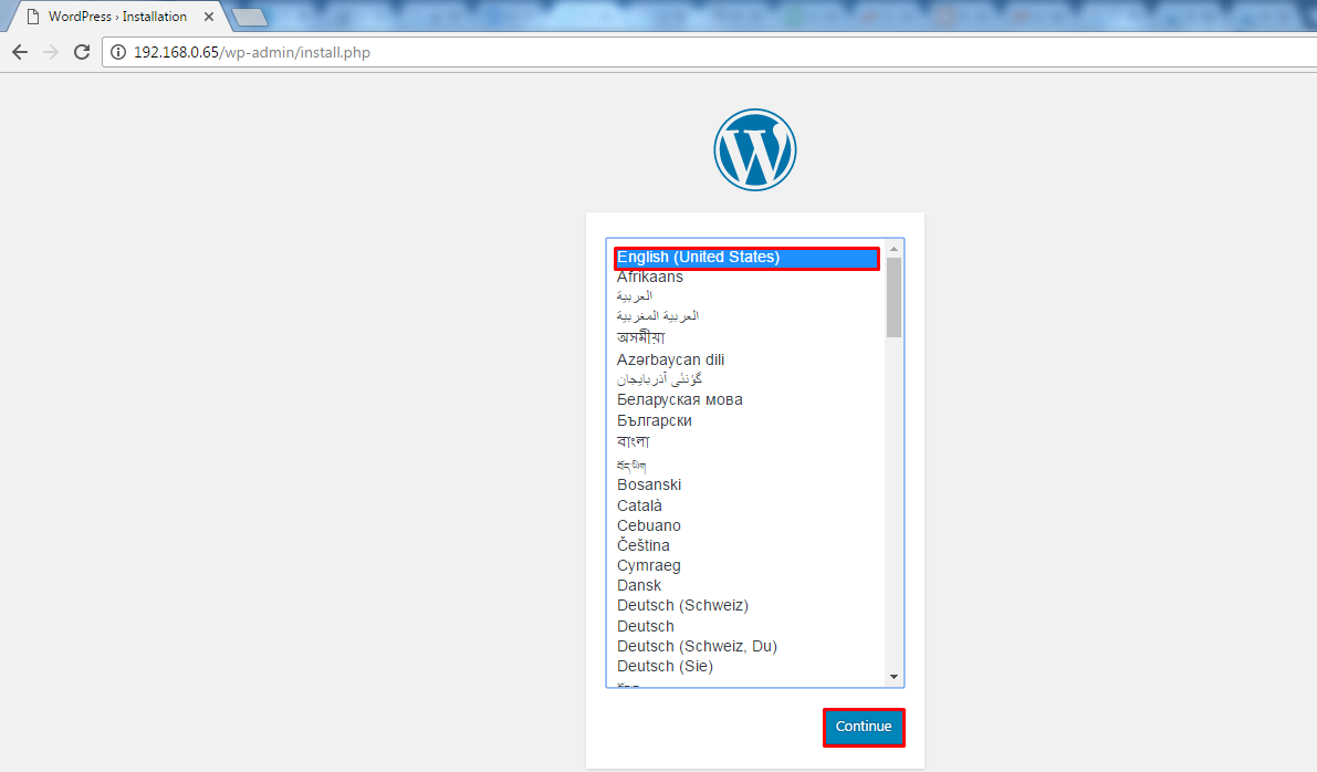 How to install Wordpress 4 7 in Ubuntu- 16 10   Linux Blogs