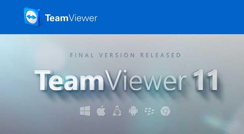 TeamViewer 11.0.62308 Full Crack