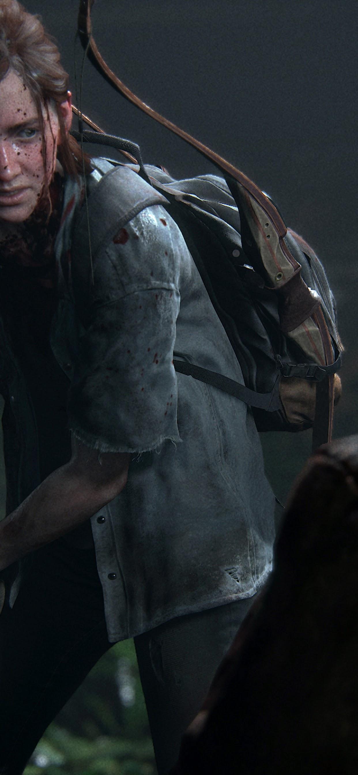 The Last Of Us Part 2 Ellie 4k Wallpaper 5