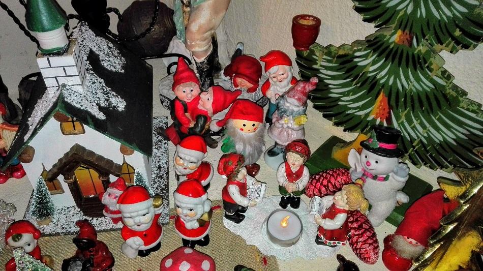 joulu sisustaminen joulumaisema