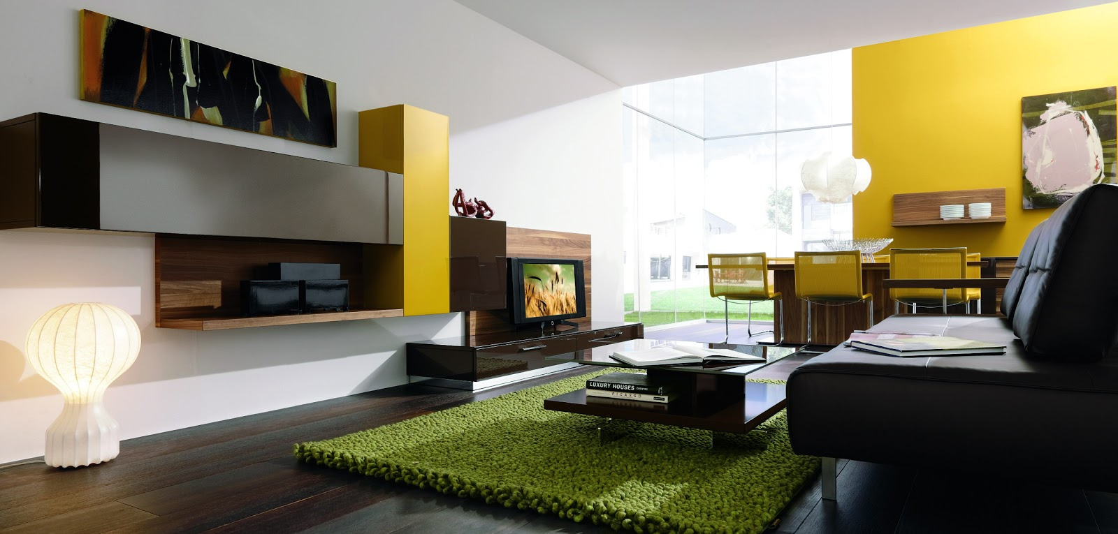 Wohnzimmer design ideen   home creation