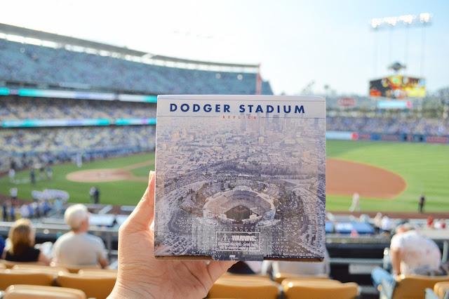 Dodgers Stadium free gift