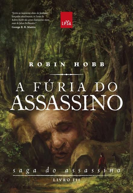 A fúria do assassino - Robin Hobb