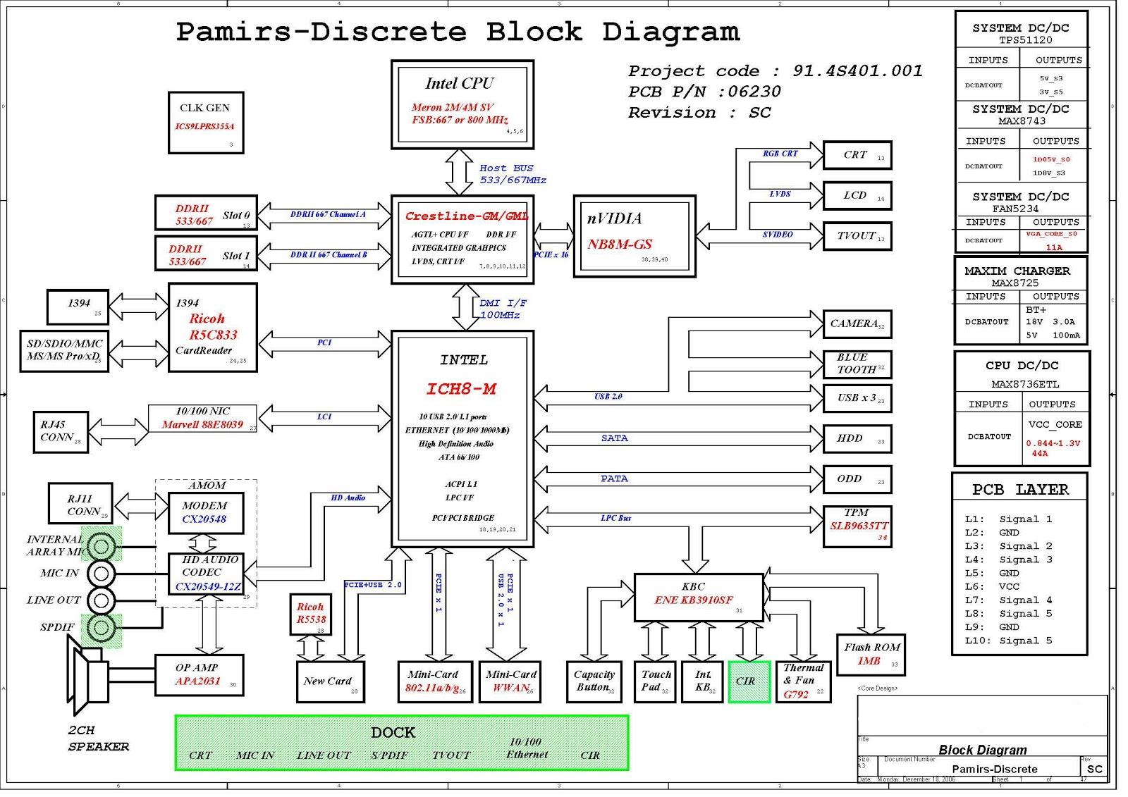 Compaq Wiring Diagrams | Wiring Diagram Centre