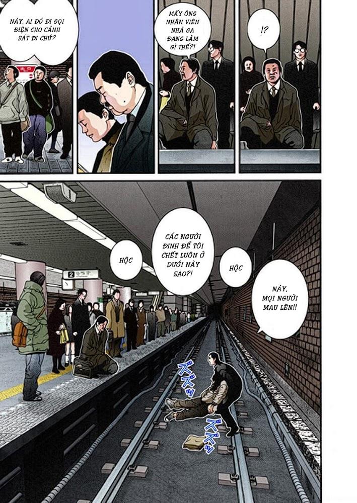 Gantz Chap 01: Tai nạn trang 18