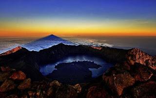 Mount Rinjani,Lombok