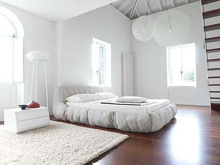 Dormitorios blancos - Deco grote woonkamer ...