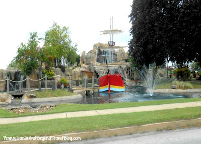 Lost Treasure Mini Golf in Lancaster Pennsylvania