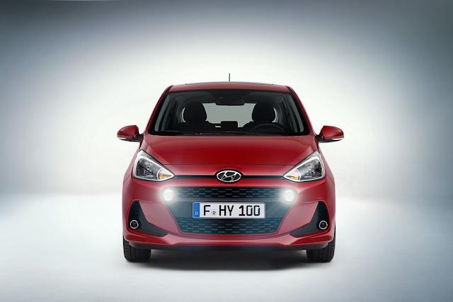 New Hyundai i10 2017