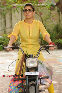 Actress Nayanthara Pos in Dora Movie 0001