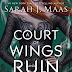 Megérkezett az A Court of Wings and Ruin borítója!
