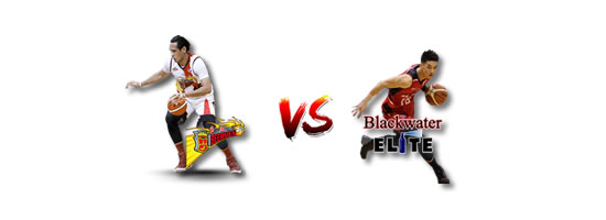 July 4: SMB vs Blackwater, 4:30pm MOA Arena