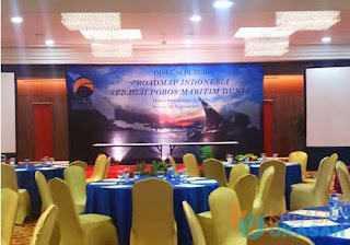 Penyewaan Backdrop Event