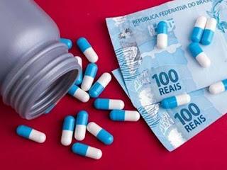 Prepare o seu bolso; não adoeça. Os remédios vão subir de preço
