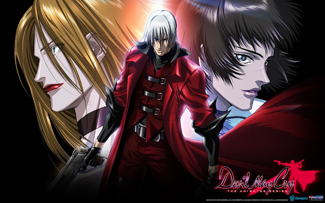 Download Devil May Cry BD Subtitle Indonesia